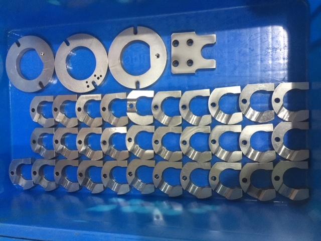 Chi tiết phay CNC